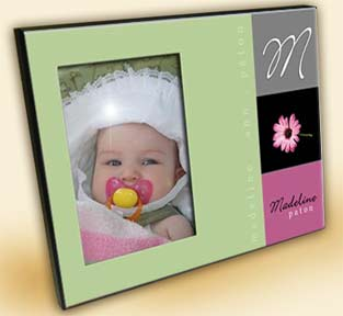 these 8 x 10 wood photo frames hold a 35x55 photo